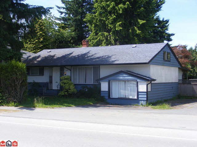 Main Photo: 10865 140th Street in North Surrey: Bolivar Heights House for sale : MLS®# F1216102
