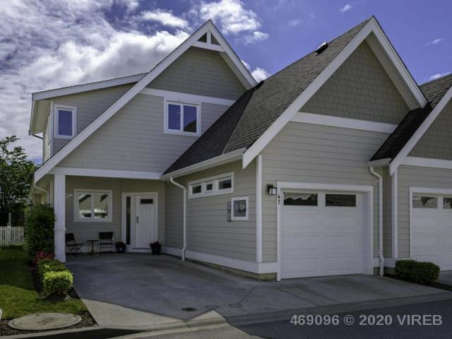 Main Photo: 47 700 Lancaster Way in COMOX: CV Comox (Town of) Row/Townhouse for sale (Comox Valley)  : MLS®# 839807