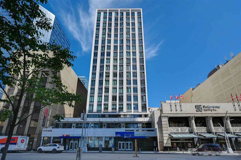 Main Photo: 702 10024 JASPER Avenue in Edmonton: Zone 12 Condo for sale : MLS®# E4198702