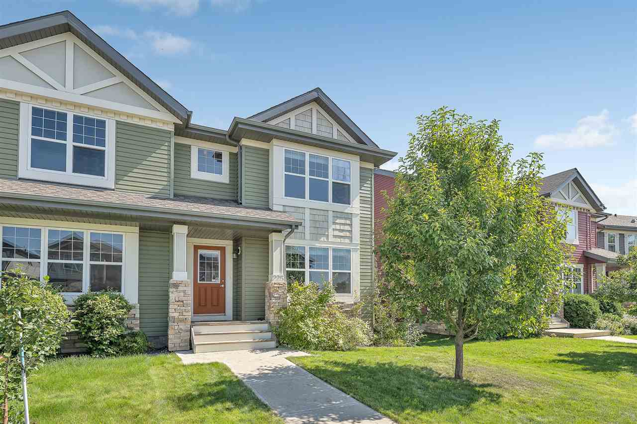 Main Photo: 225 51A Street in Edmonton: Zone 53 House Half Duplex for sale : MLS®# E4198940