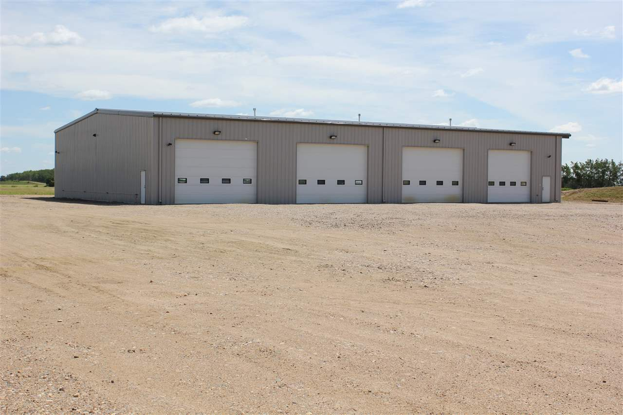 Main Photo: 57403 RR71: Rural St. Paul County Industrial for sale or lease : MLS®# E4203186