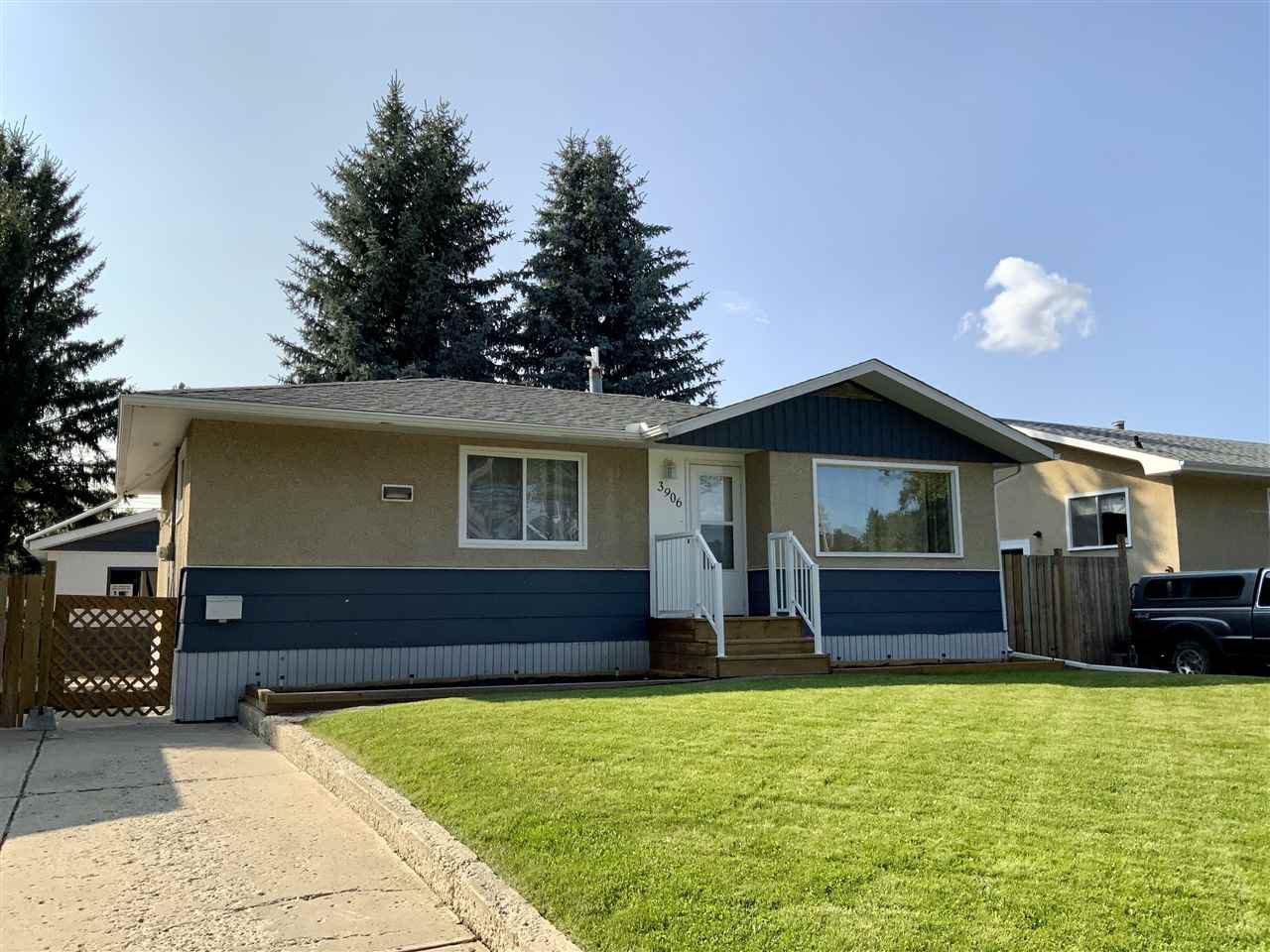 Main Photo: 3906 52 Street: Wetaskiwin House for sale : MLS®# E4213303