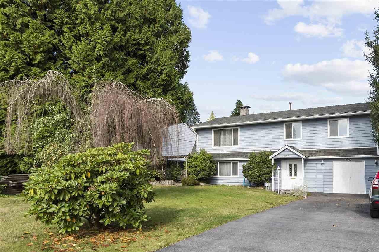 Main Photo: 1271 LABURNUM Avenue in Port Coquitlam: Birchland Manor House for sale : MLS®# R2506367