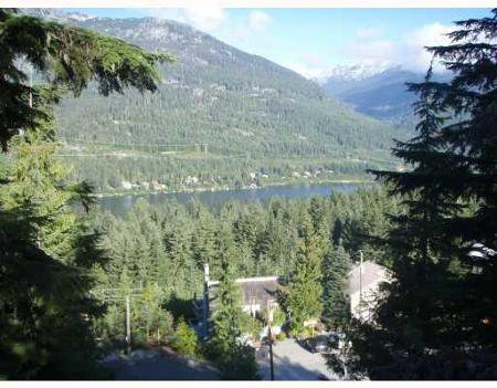 Main Photo: 3429 PANORAMA RD in Whistler: Land for sale : MLS®# V732450