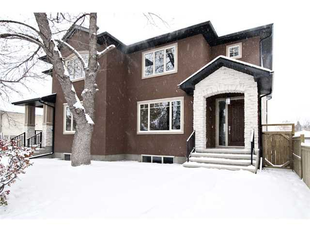 Main Photo: 7414 36 Avenue NW in CALGARY: Bowness Residential Attached for sale (Calgary)  : MLS®# C3543867