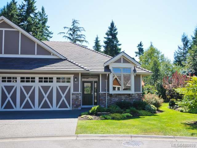 Main Photo: 122 2315 Suffolk Cres in COURTENAY: CV Crown Isle Row/Townhouse for sale (Comox Valley)  : MLS®# 680859