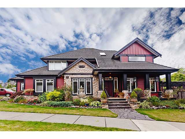 Main Photo: 3813 154a Street in Surrey: Morgan Creek House for sale (South Surrey White Rock)  : MLS®# F1400130