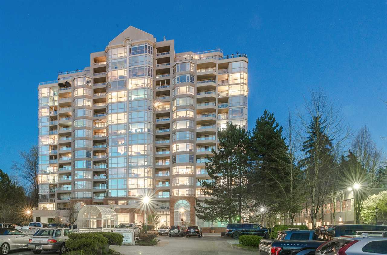 Main Photo: 313 1327 E KEITH ROAD in North Vancouver: Lynnmour Condo for sale : MLS®# R2052637