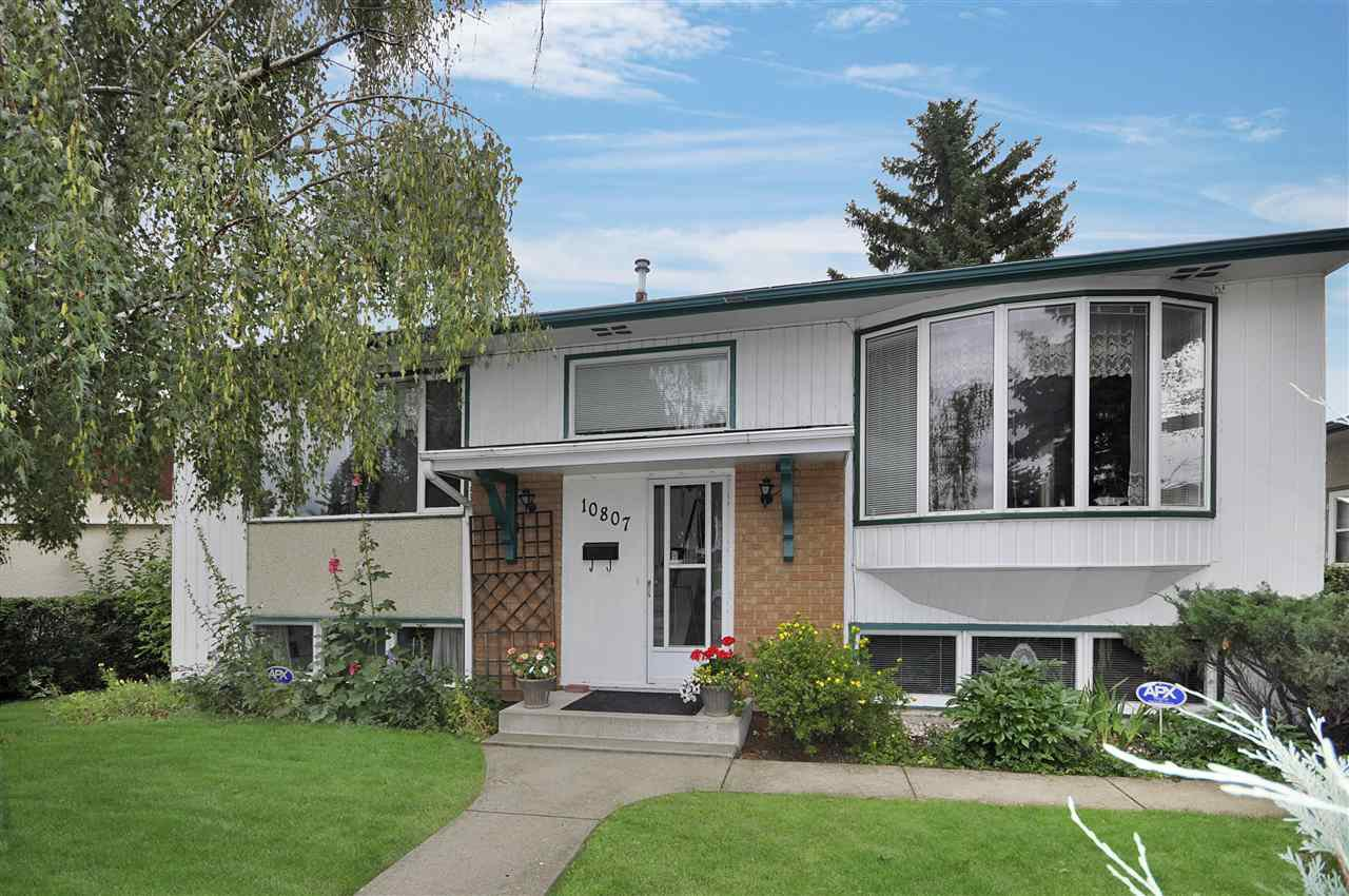 Main Photo: 10807 32 Street in Edmonton: Zone 23 House for sale : MLS®# E4177481
