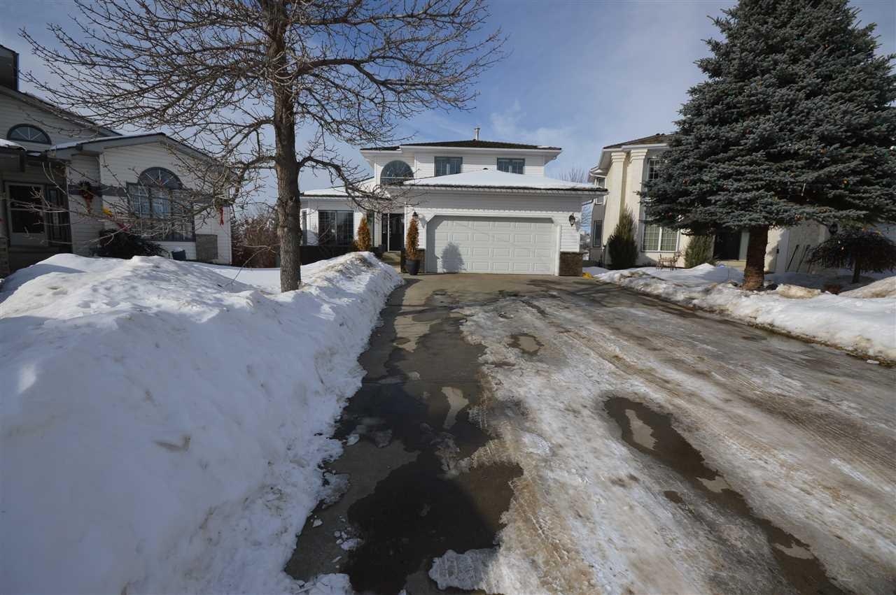 Main Photo: 32 CATALINA Drive: Sherwood Park House for sale : MLS®# E4188021