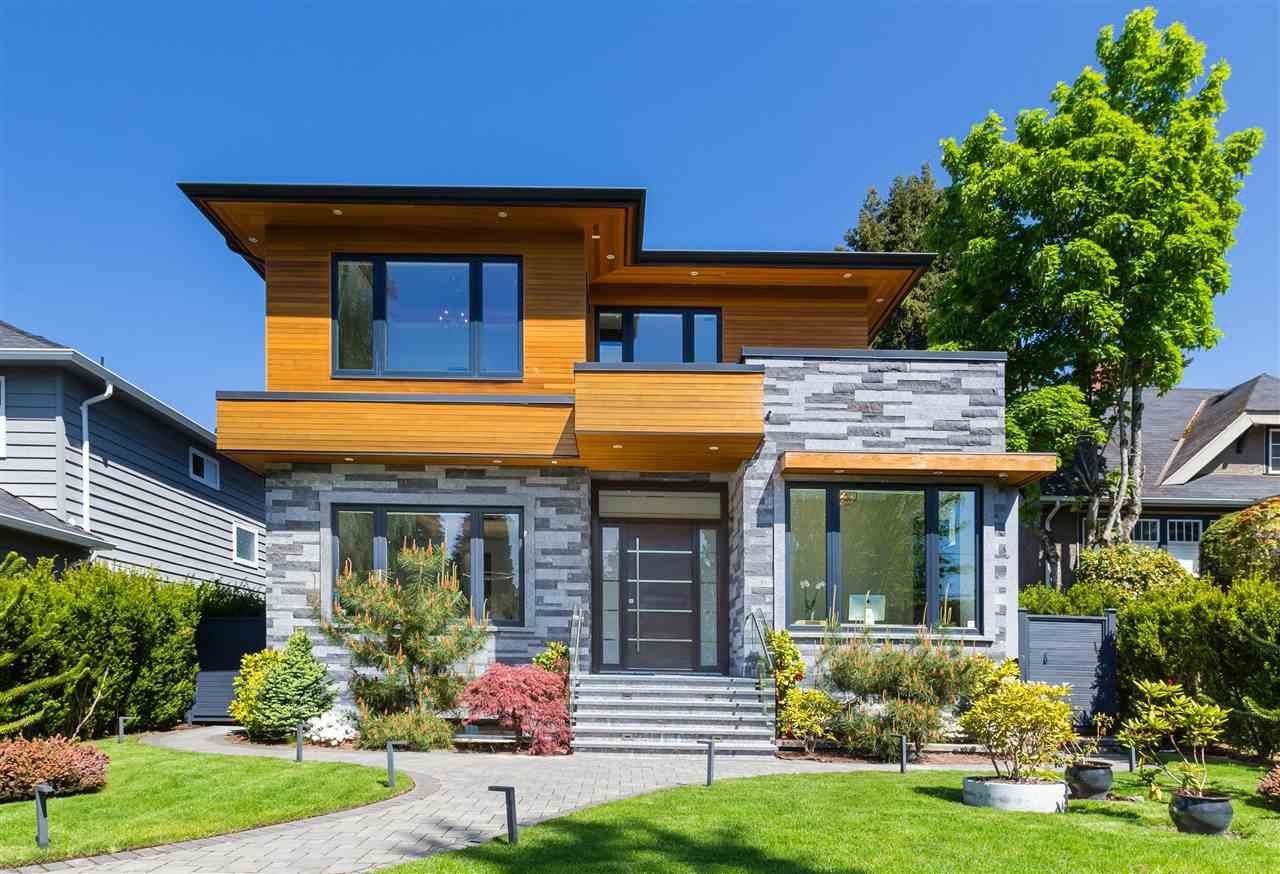 Main Photo: 3707 W 39TH Avenue in Vancouver: Dunbar House for sale (Vancouver West)  : MLS®# R2455264