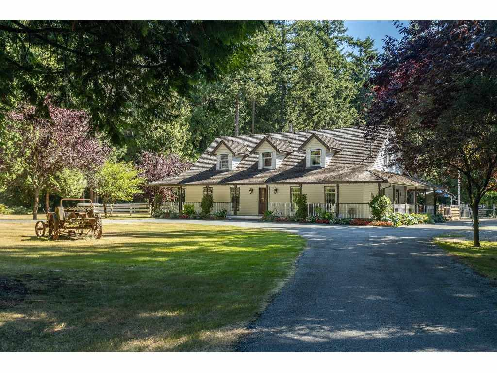 Main Photo: 2186 198 Street in Langley: Brookswood Langley House for sale : MLS®# R2489409