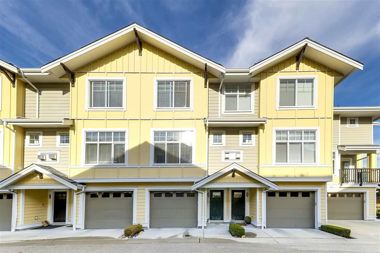 "Main Photo: 28 17171 2B Avenue in Surrey: Pacific Douglas Townhouse for sale in ""AUGUSTA"" (South Surrey White Rock)  : MLS®# R2514448"