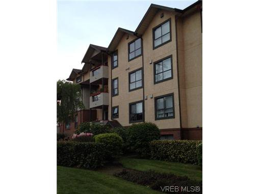 Main Photo: 107 7 W Gorge Rd in VICTORIA: SW Gorge Condo for sale (Saanich West)  : MLS®# 604868