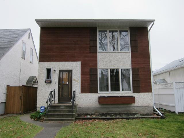 Main Photo: 864 Spruce Street in WINNIPEG: West End / Wolseley Residential for sale (West Winnipeg)  : MLS®# 1222336