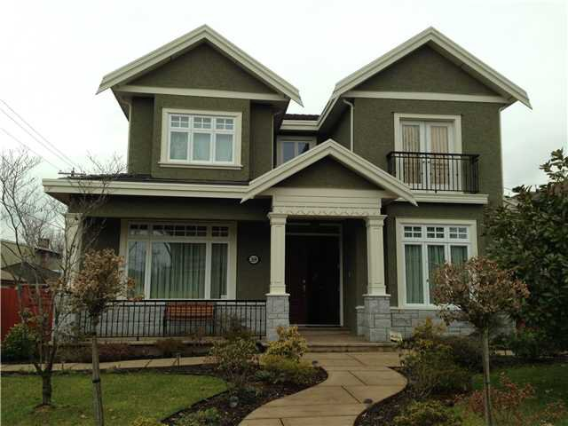 Main Photo: 2659 W 19TH Avenue in Vancouver: Arbutus House for sale (Vancouver West)  : MLS®# V987657