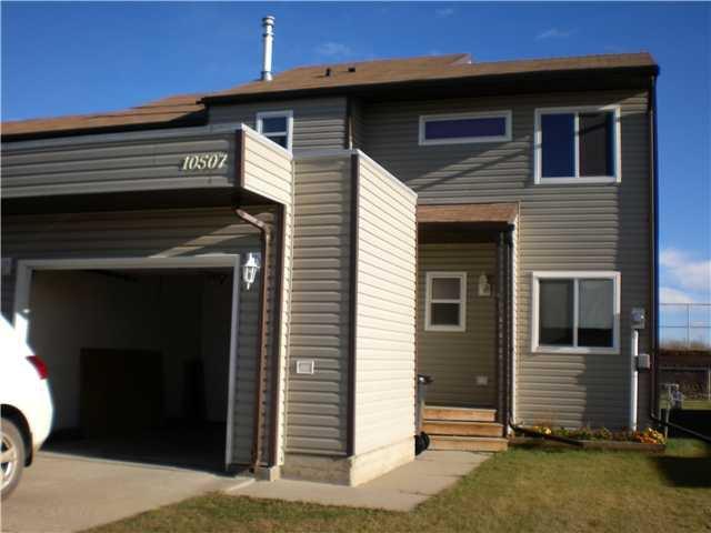 Main Photo: 10507 88A Street in Fort St. John: Fort St. John - City NE House 1/2 Duplex for sale (Fort St. John (Zone 60))  : MLS®# N224885