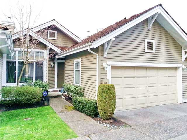 """Main Photo: # 54 5298 OAKMOUNT CR in Burnaby: Oaklands Townhouse for sale in """"KENWOOD"""" (Burnaby South)  : MLS®# V999979"""