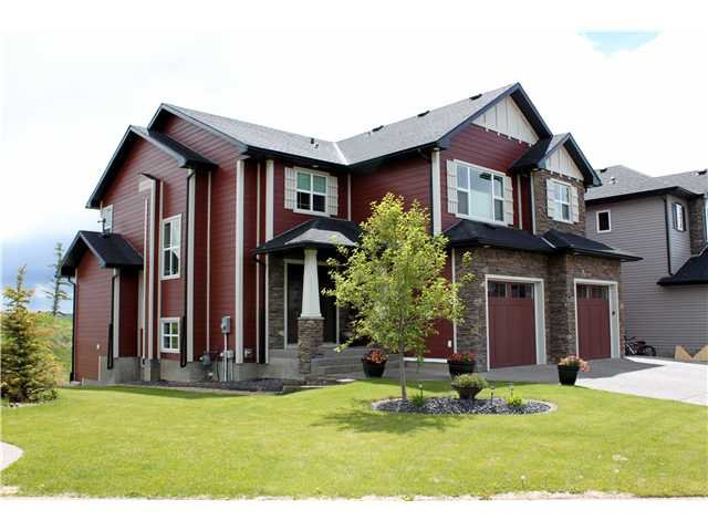 Main Photo: 434 CRYSTAL GREEN Manor: Okotoks Residential Detached Single Family for sale : MLS®# C3573531