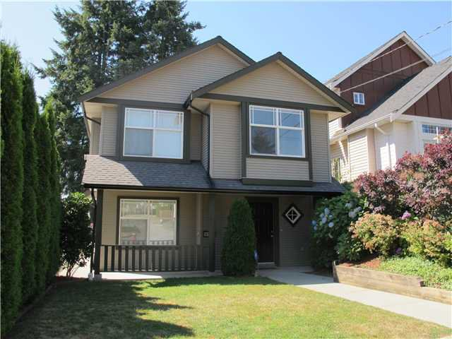 Main Photo: 308 STRAND Avenue in New Westminster: Sapperton House for sale : MLS®# V1021170