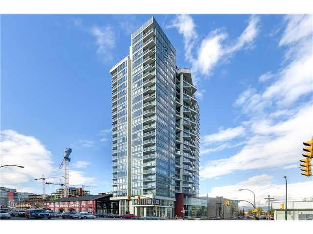 Main Photo: 901 1775 QUEBEC STREET in Vancouver: Mount Pleasant VE Condo for sale (Vancouver East)  : MLS®# V1127045