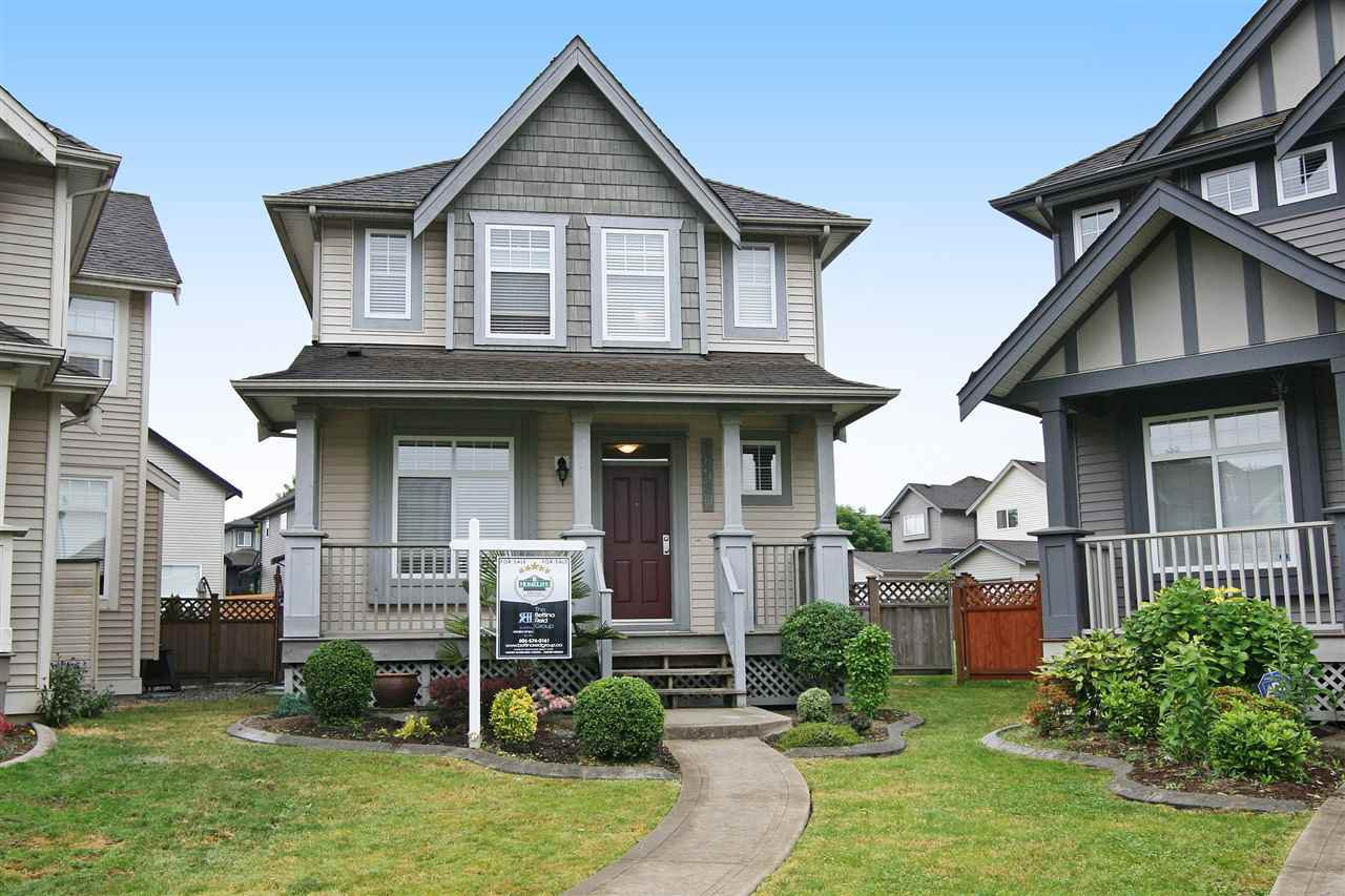 Main Photo: 18580 67A AVENUE in Surrey: Cloverdale BC House for sale (Cloverdale)  : MLS®# R2074227