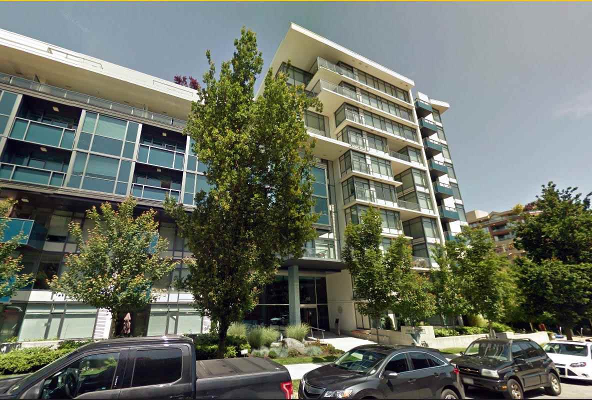 Main Photo: 1106 1777 W 7TH AVENUE in Vancouver: Fairview VW Condo for sale (Vancouver West)  : MLS®# R2109065