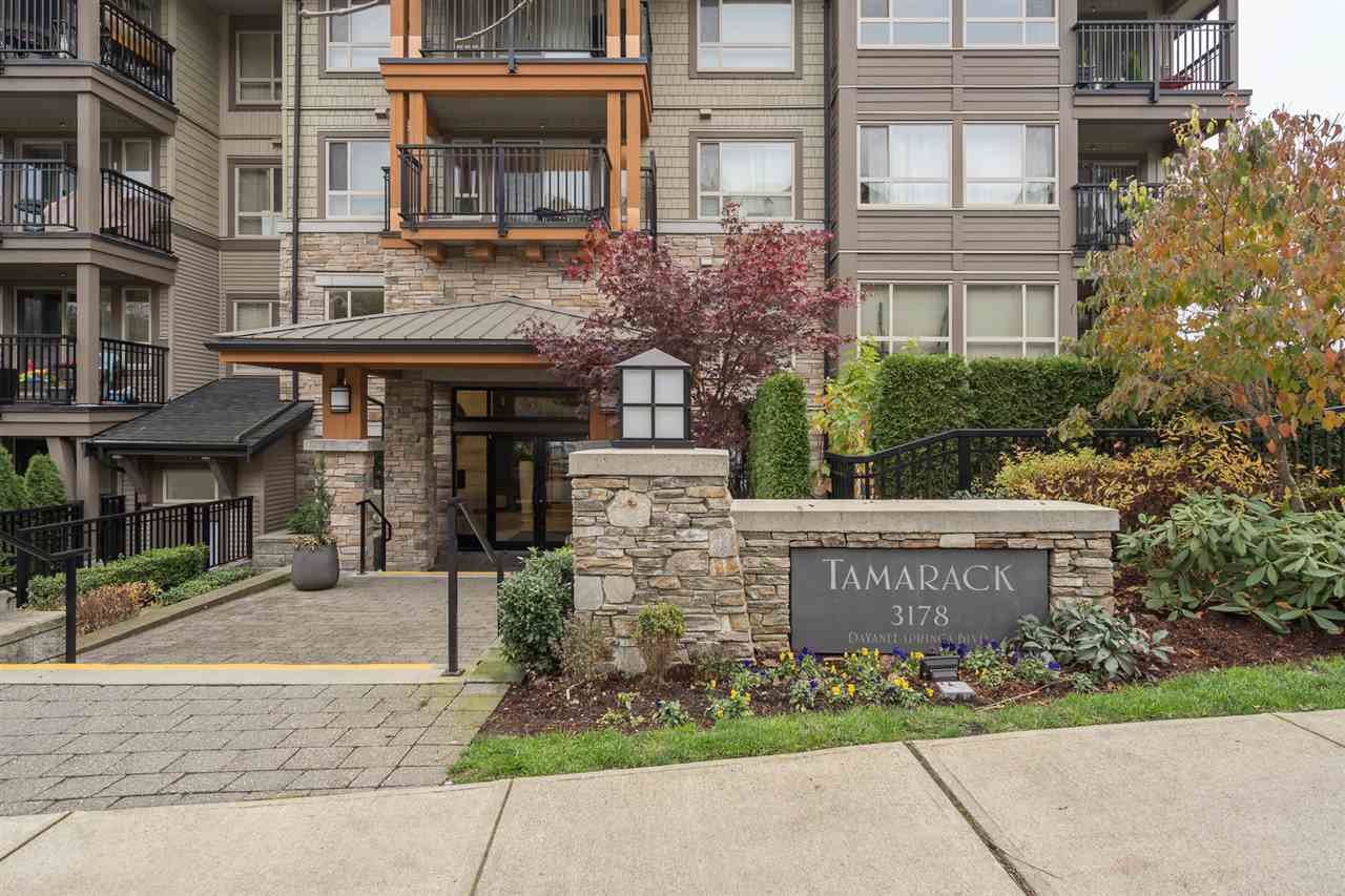 Main Photo: 304 3178 DAYANEE SPRINGS BOULEVARD in Coquitlam: Westwood Plateau Condo for sale : MLS®# R2323034