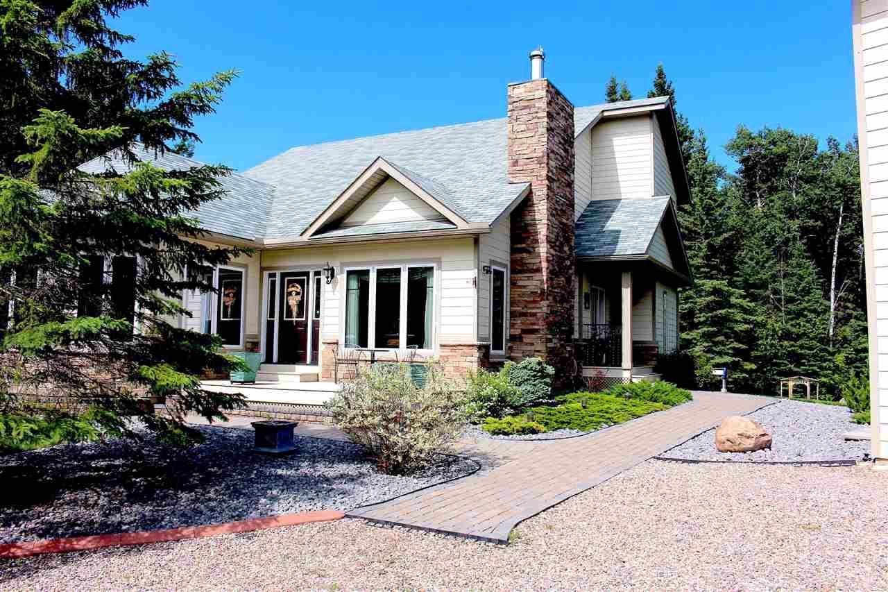 Main Photo: 114 42208 TWP RD 650: Rural Bonnyville M.D. House for sale : MLS®# E4165559