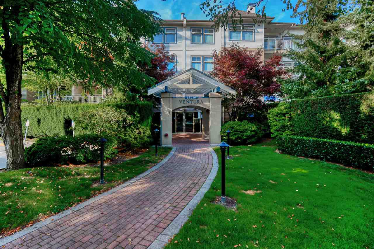 "Main Photo: 303 15210 GUILDFORD Drive in Surrey: Guildford Condo for sale in ""Boulevard Club"" (North Surrey)  : MLS®# R2398231"