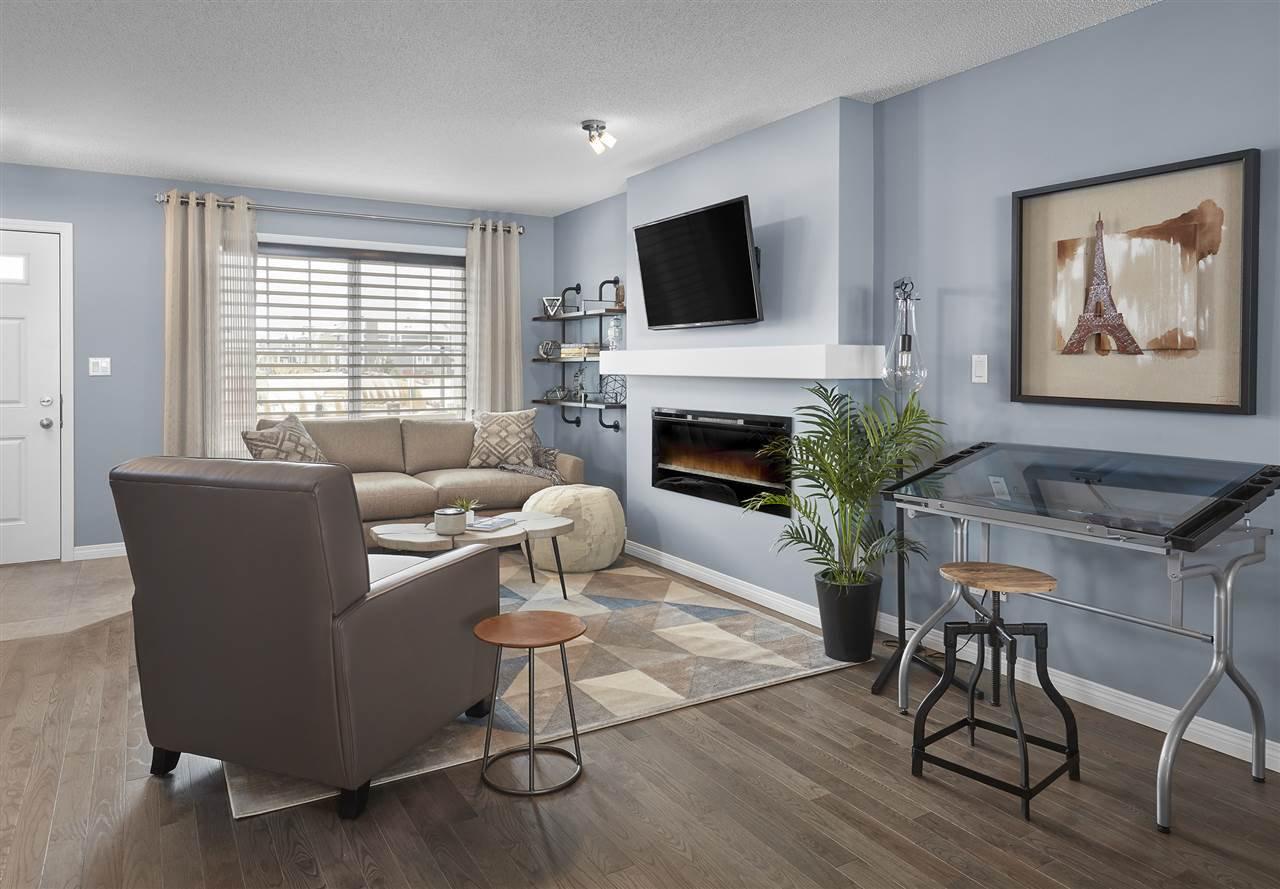 Main Photo: 1005 PAISLEY Drive in Edmonton: Zone 55 House Half Duplex for sale : MLS®# E4198556