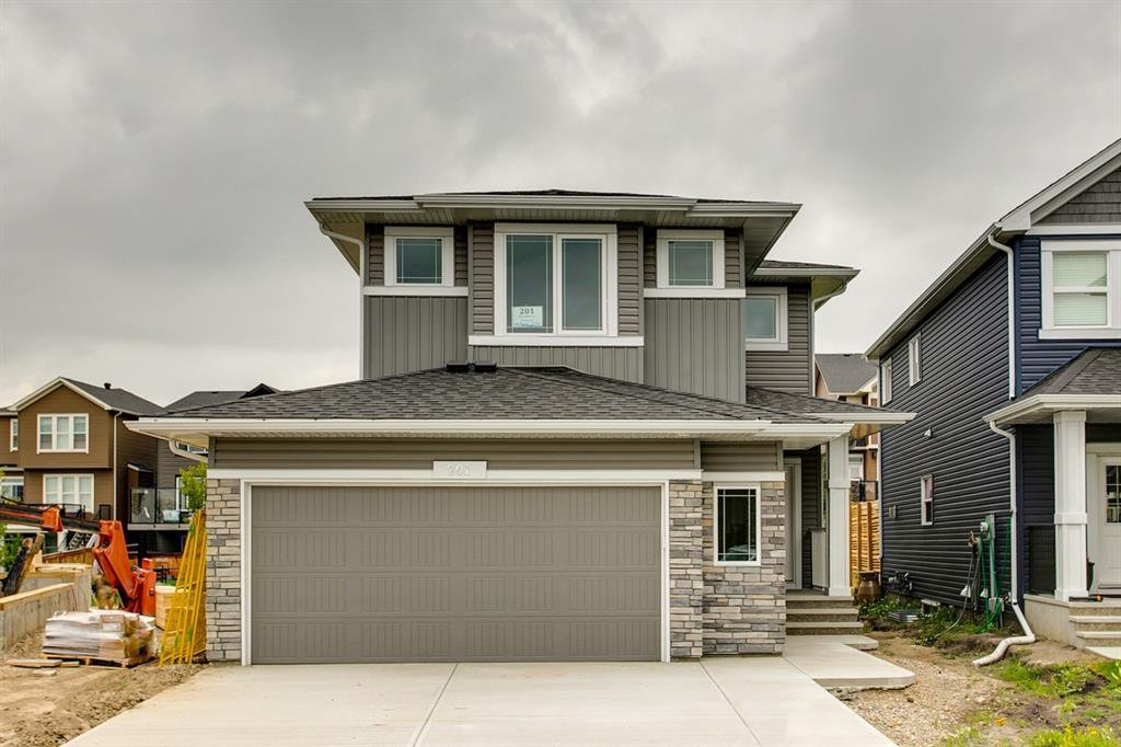 Main Photo: 201 RAVENSTERN Crescent SE: Airdrie Detached for sale : MLS®# A1019467