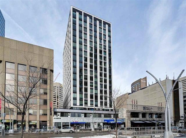 Main Photo: 1405 10024 Jasper Avenue NW in Edmonton: Zone 12 Condo for sale : MLS®# E4211875