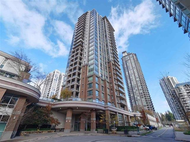 Main Photo: 805 1155 The High Street in Coquitlam: North Coquitlam Condo for sale : MLS®# R2517747