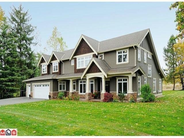 """Main Photo: 3718 232ND ST in Langley: Campbell Valley House for sale in """"South Langley"""" : MLS®# F1225888"""