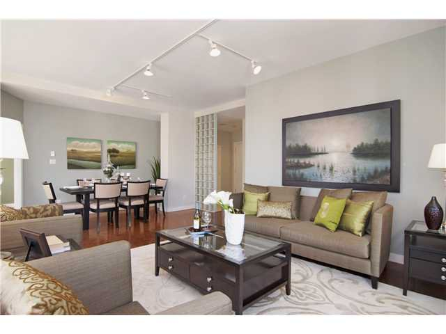 Main Photo: 11B 1500 ALBERNI Street in Vancouver: West End VW Condo for sale (Vancouver West)  : MLS®# V1009384