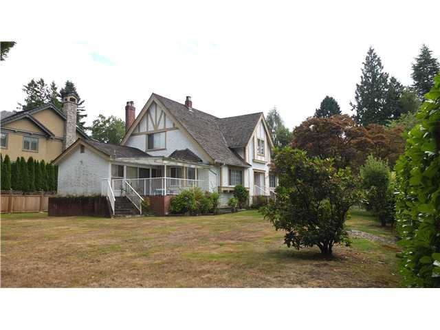 Main Photo: 5308 MARGUERITE Street in Vancouver: Shaughnessy House for sale (Vancouver West)  : MLS®# V1022984