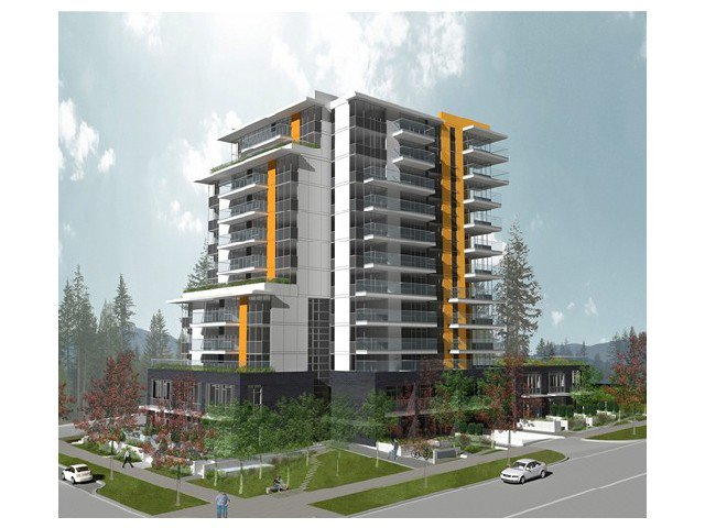 """Main Photo: 503 9025 HIGHLAND Court in Burnaby: Simon Fraser Univer. Condo for sale in """"Highland House"""" (Burnaby North)  : MLS®# V1024434"""