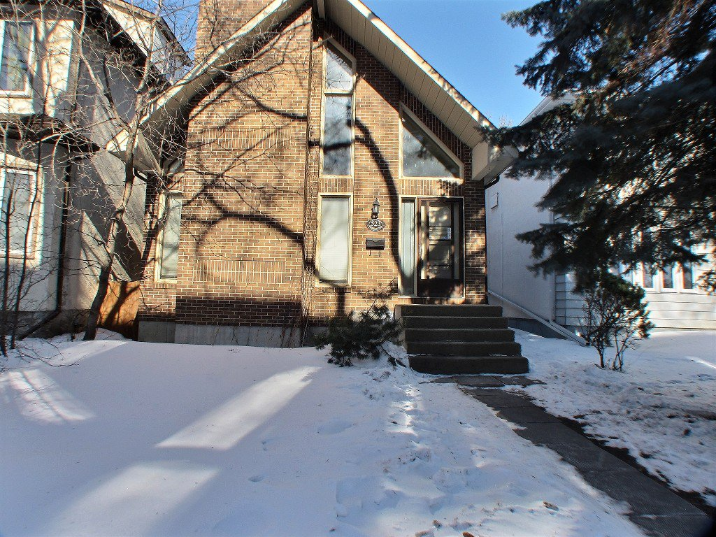 Main Photo: 523 Jessie Avenue in Winnipeg: Fort Rouge / Crescentwood / Riverview Residential for sale (South Winnipeg)  : MLS®# 1504907