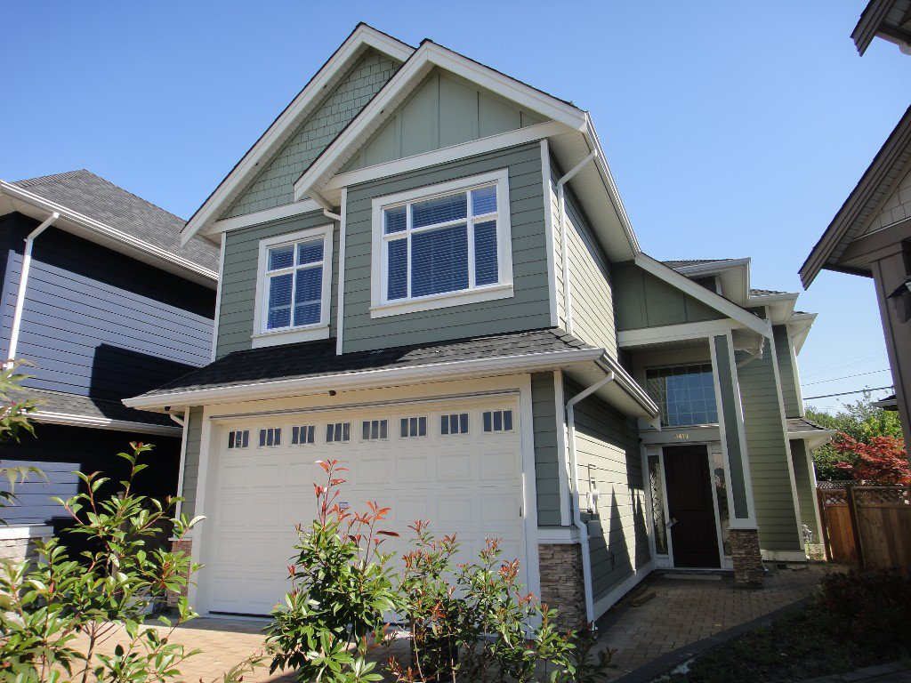 Main Photo: 3471 SCRATCHLEY CR in Richmond: East Cambie House for sale : MLS®# V1134638