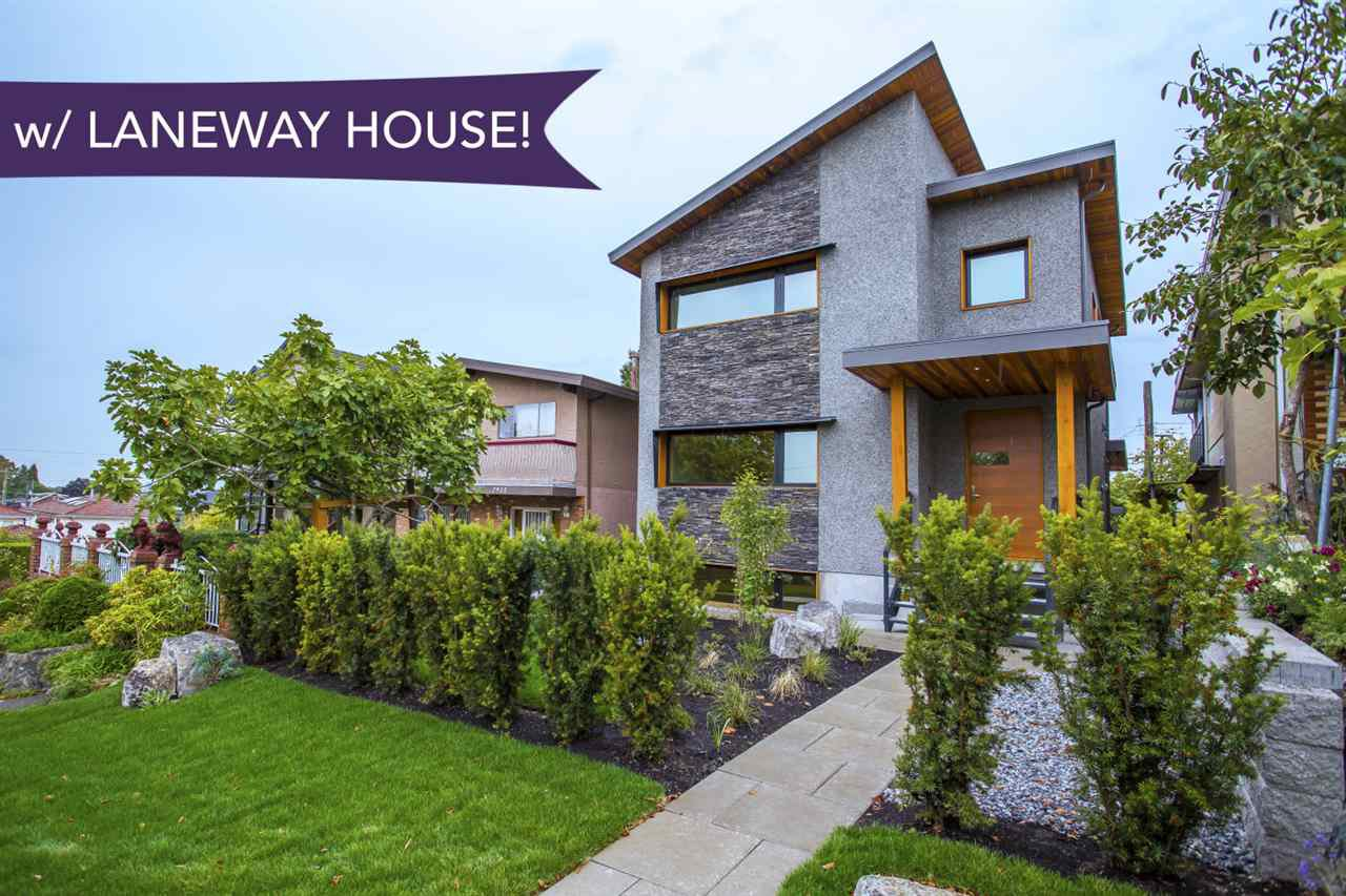 Main Photo: 2941 E 5TH AVENUE in Vancouver: Renfrew VE House for sale (Vancouver East)  : MLS®# R2007241