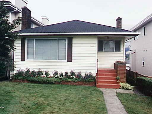 Main Photo: 4367 OXFORD STREET in Burnaby: Vancouver Heights House for sale (Burnaby North)  : MLS®# R2083899