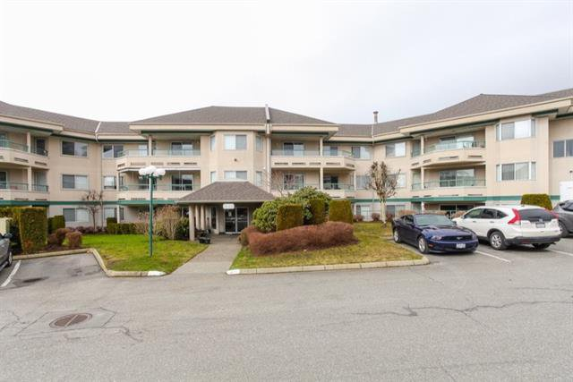 Main Photo: 333 2451 Gladwin Road in Abbotsford: Abbotsford West Condo for sale : MLS®# R2143132