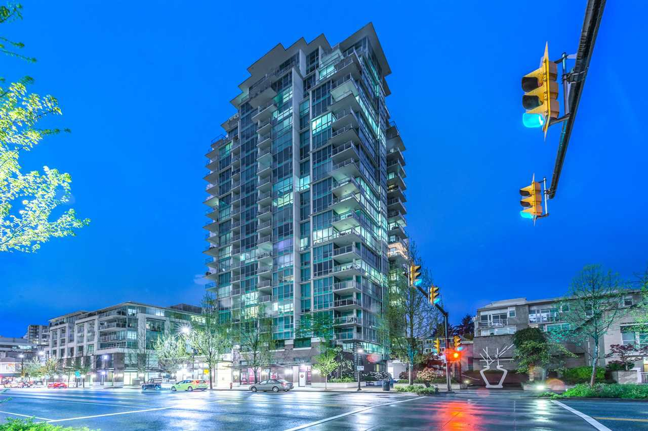 Main Photo: 902 138 E Esplanade Avenue in North Vancouver: Lower Lonsdale Condo for sale : MLS®# R2262394