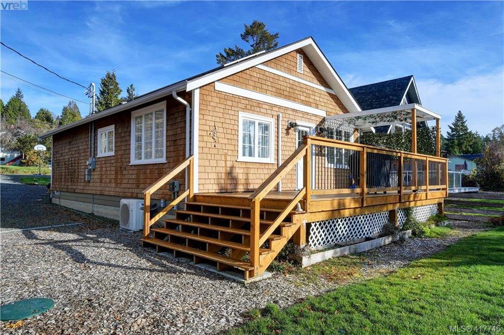 Main Photo: 2043 Saseenos Road in SOOKE: Sk Saseenos Single Family Detached for sale (Sooke)  : MLS®# 417745