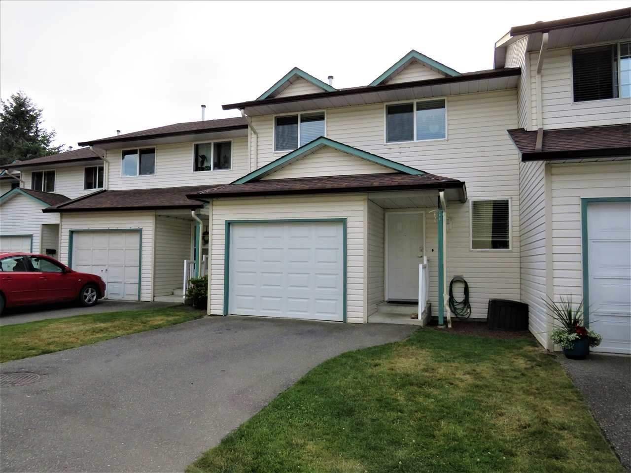 """Main Photo: 6 45640 STOREY Avenue in Sardis: Sardis West Vedder Rd Townhouse for sale in """"WHISPERING PINES"""" : MLS®# R2418878"""
