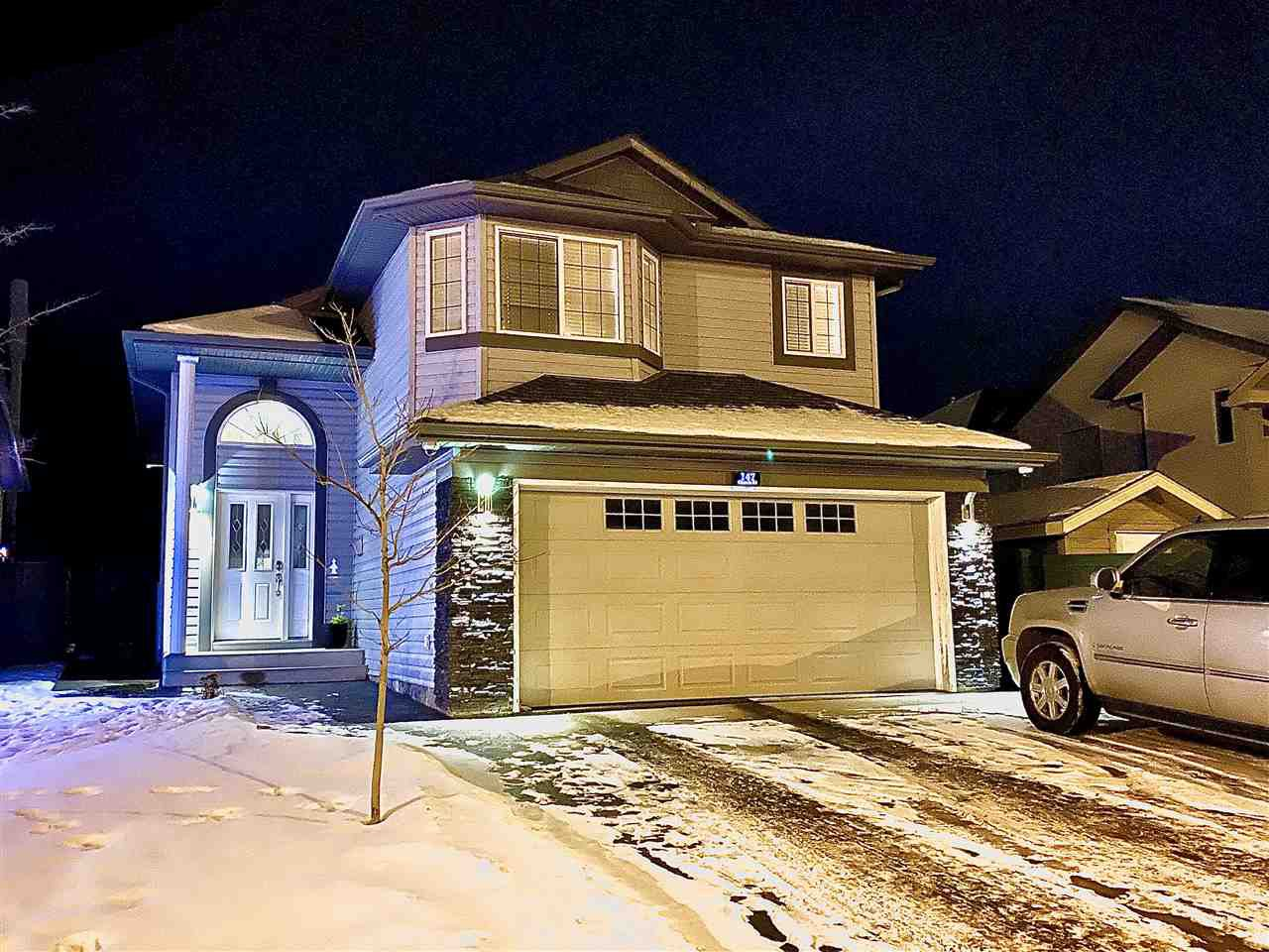 Main Photo: 147 CHATWIN Road: Sherwood Park House for sale : MLS®# E4182901