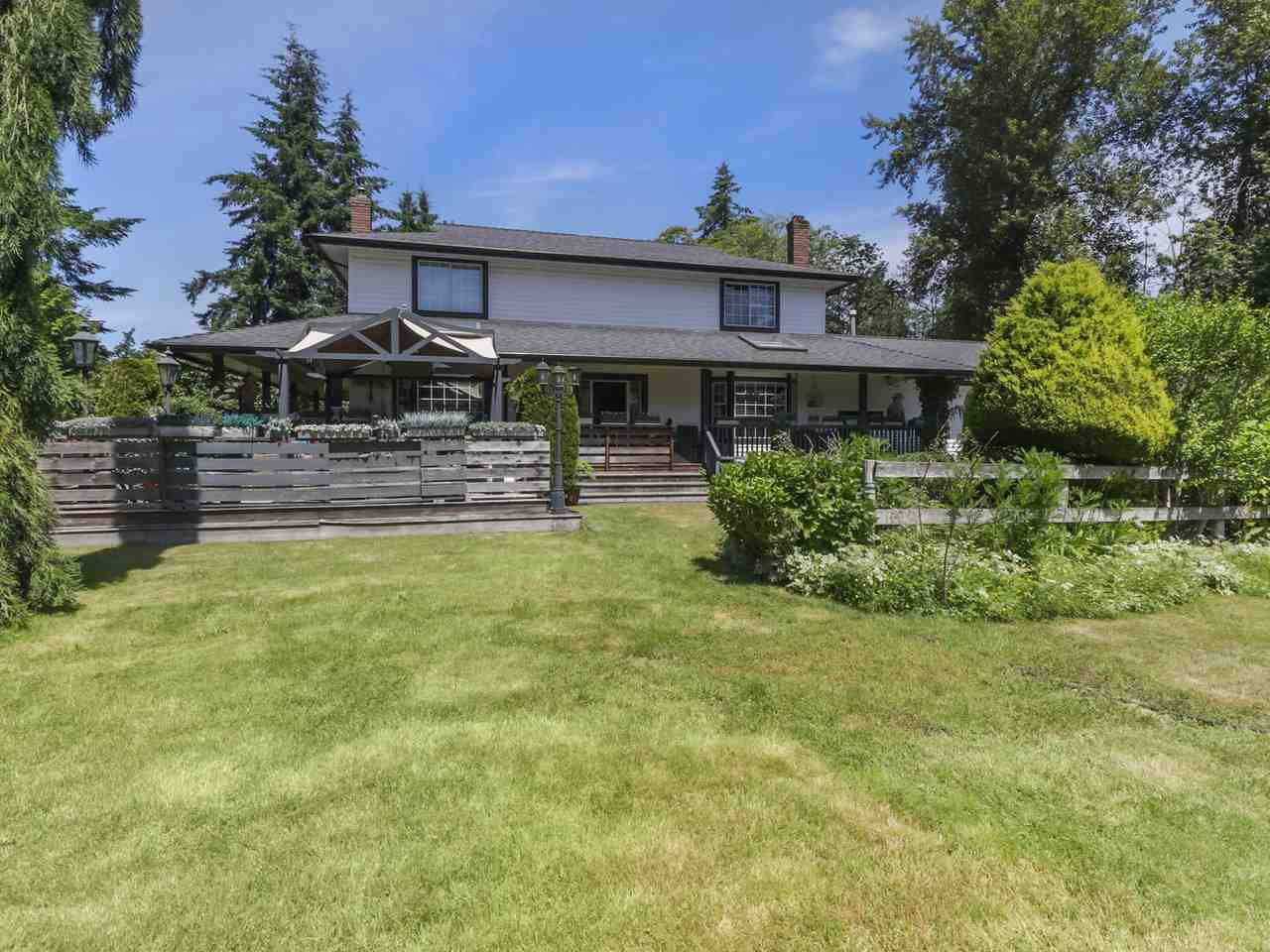 Photo 1: Photos: 13957 32 Avenue in Surrey: Elgin Chantrell House for sale (South Surrey White Rock)  : MLS®# R2466206