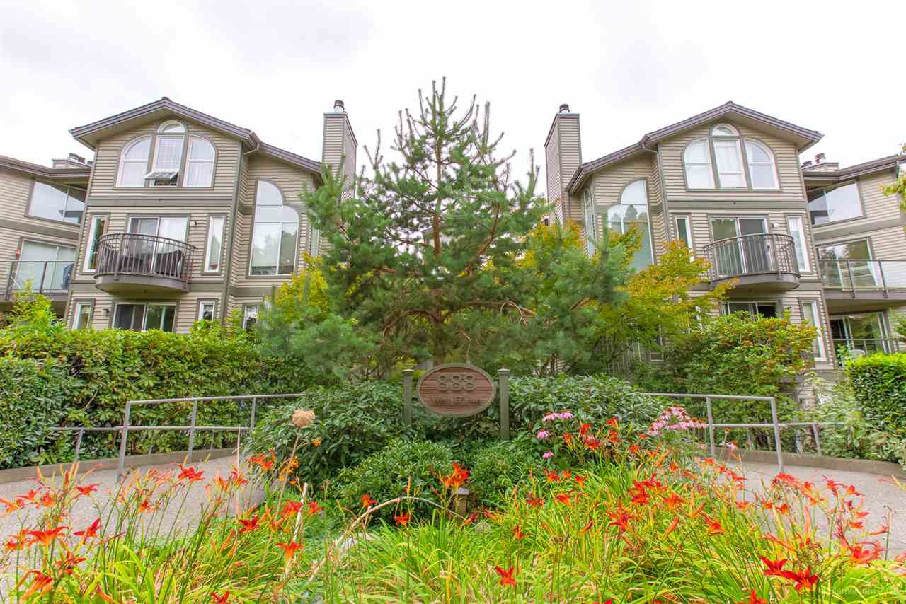 "Main Photo: 207 888 W 13TH Avenue in Vancouver: Fairview VW Condo for sale in ""CASABLANCA"" (Vancouver West)  : MLS®# R2485029"