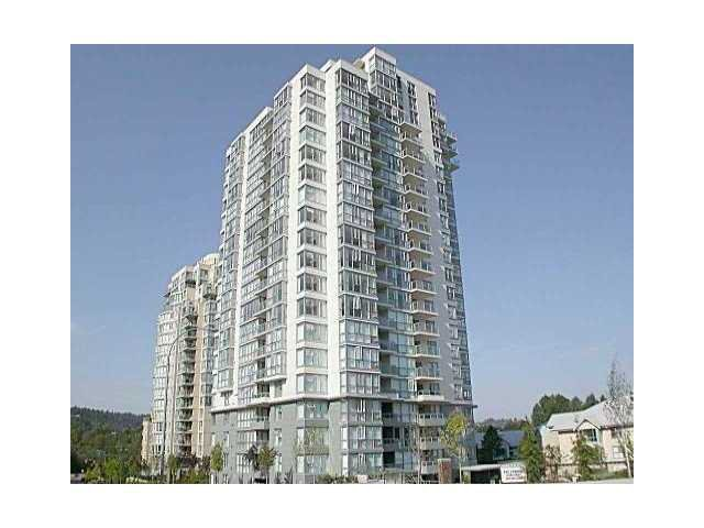 "Main Photo: 1803 235 GUILDFORD Way in Port Moody: North Shore Pt Moody Condo for sale in ""THE SINCLAIR AT NEWPORT VILLAGE"" : MLS®# V1009480"